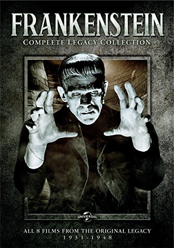 Frankenstein Legacy Collection DVD