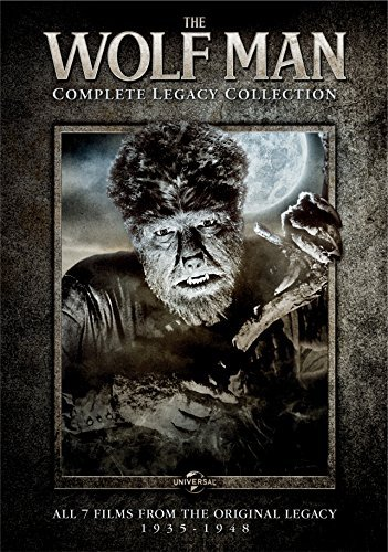 Wolf Man Legacy Collection DVD