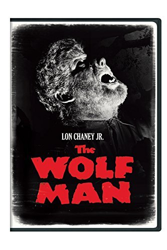 Wolf Man (1941) Chaney Legosi DVD Nr