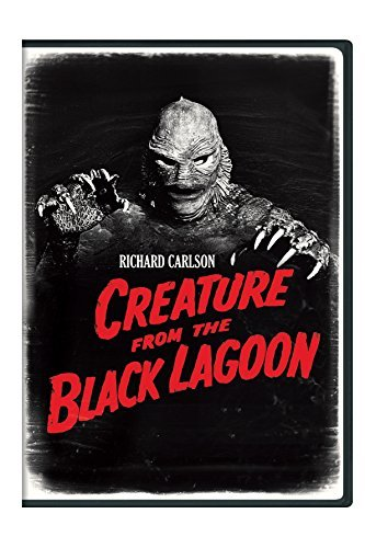 Creature From The Black Lagoon Carlson Adams Denning DVD Nr