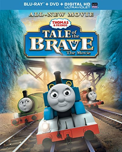 Thomas & Friends Tale Of The Brave Blu Ray