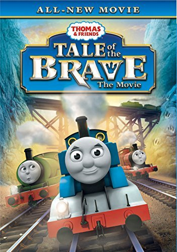 Thomas & Friends Tale Of The Brave DVD