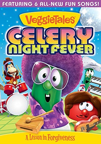 Veggietales Celery Night Fever Veggietales Celery Night Fever