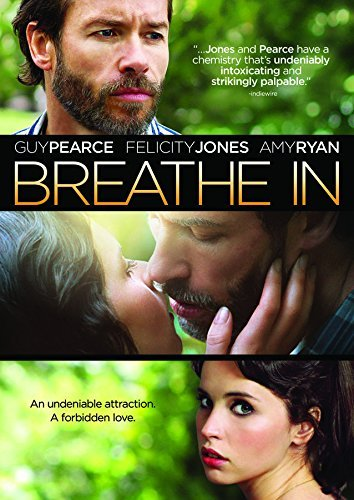Breathe In Pearce Jones DVD R