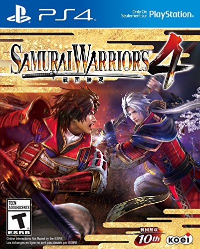 Ps4 Samurai Warriors 4 Samurai Warriors 4