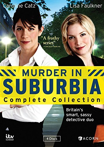Murder In Suburbia Complete Collection DVD