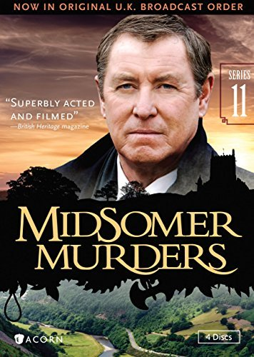 Midsomer Murders Series 11 DVD