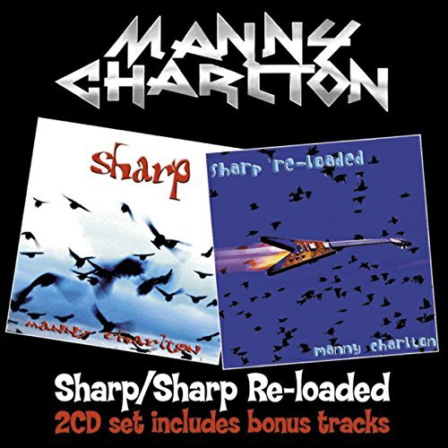 Manny Charlton Sharp Sharp Re Loaded Import Gbr 2 CD