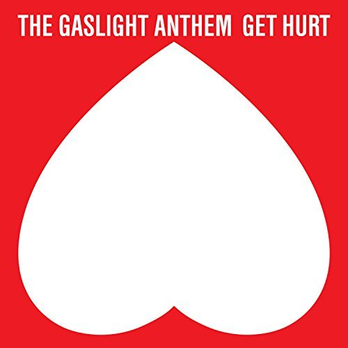 The Gaslight Anthem Get Hurt Deluxe Edition