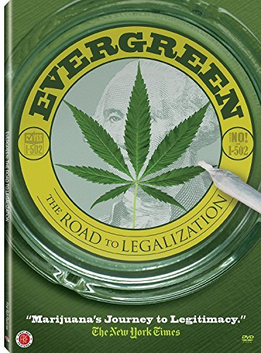 Evergreen The Road To Legalization Evergreen The Road To Legalization DVD Nr