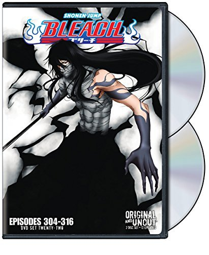 Bleach Uncut Set 22 DVD