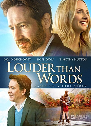 Louder Than Words Duchovny Davis Hutton DVD Pg13
