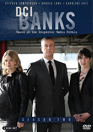 Dci Banks Season 2 DVD
