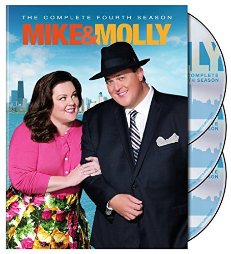 Mike & Molly Season 4 DVD Season 4