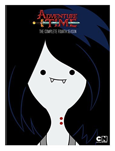 Adventure Time Season 4 DVD