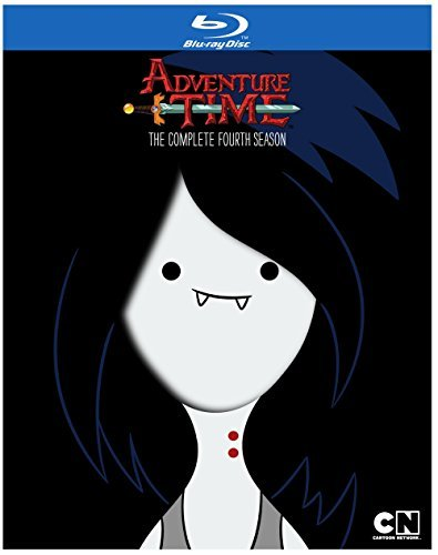 Adventure Time Season 4 Blu Ray