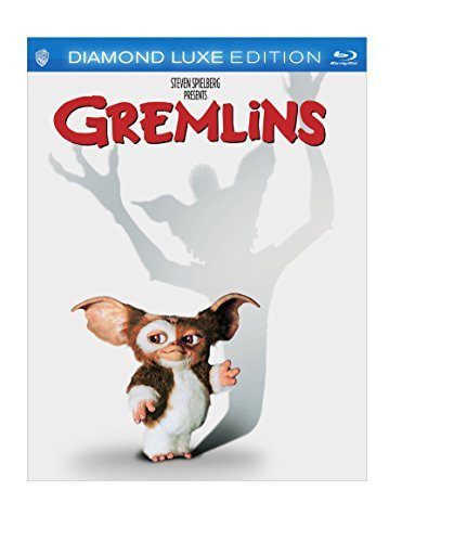 Gremlins Galligan Cates Axton Holliday Blu Ray 30th Anniversary Pg