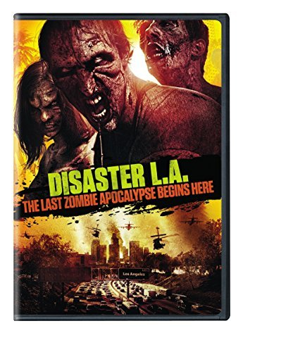 Disaster L.A Last Zombie Apocalypse Begins Here Disaster L.A Last Zombie Apocalypse Begins Here DVD Nr