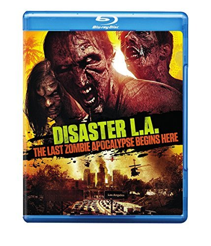 Disaster L.A Last Zombie Apoc Disaster L.A Last Zombie Apoc
