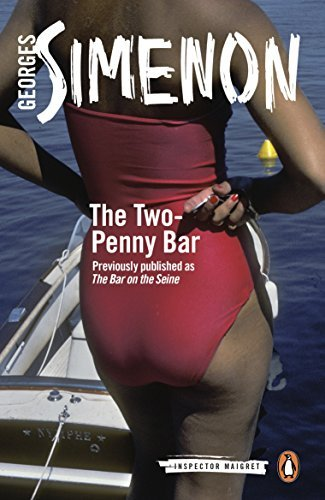 Georges Simenon The Two Penny Bar