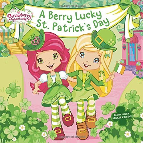 Mickie Matheis A Berry Lucky St. Patrick's Day