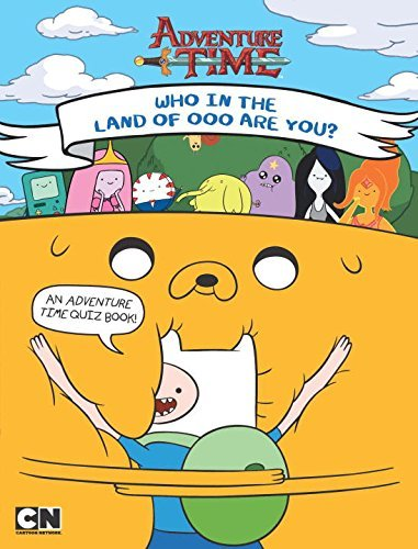 Brandon T. Snider Adventure Time Who In The Land Of Ooo Are You?
