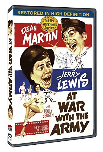 At War With The Army Martin Lewis DVD Nr