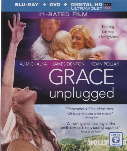 Aj Michalka James Denton Kevin Pollak Grace Unplugged With Exclusive Bonus Content