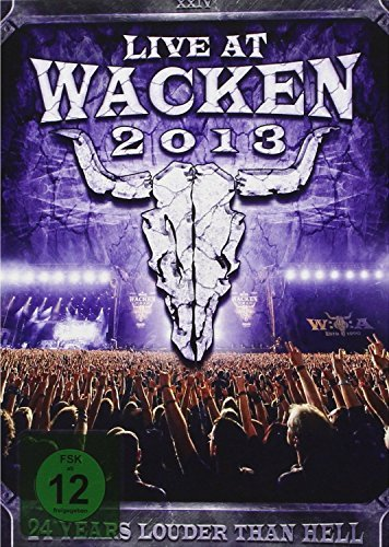 Live At Wacken 2013 Live At Wacken 2013 3 DVD