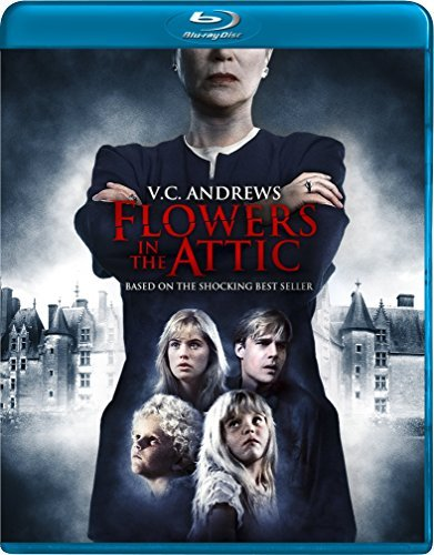 Flowers In The Attic Fletcher Tennent Swanson Blu Ray Pg13