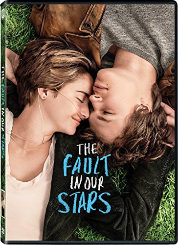 Fault In Our Stars Woodley Elgort DVD Pg13