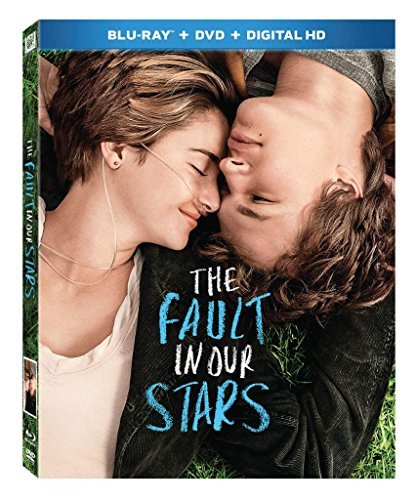 Fault In Our Stars Fault In Our Stars Blu Ray DVD Dc