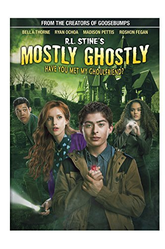 Mostly Ghostly Have You Met My Ghoulfriend? DVD Pg