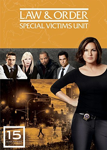 Law & Order Special Victims Unit Season 15 DVD