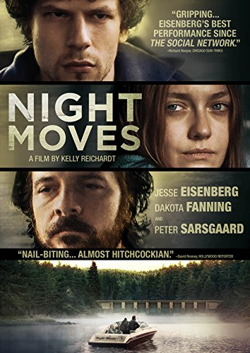 Night Moves Eisenberg Fanning Sarsgaard DVD R