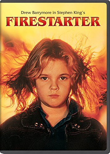 Firestarter Barrymore Keith Jones DVD R