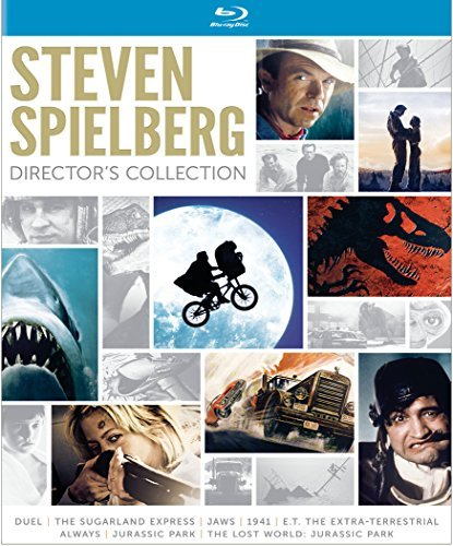 Steven Spielberg Director's Collection Steven Spielberg Director's Collection Blu Ray