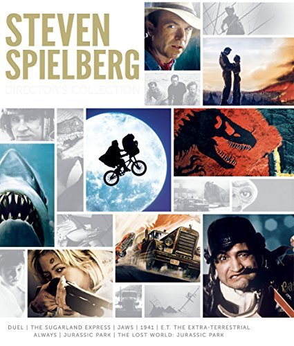 Steven Spielberg Director's Collection Steven Spielberg Director's Collection DVD