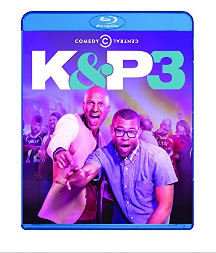 Key & Peele Season 3 Blu Ray