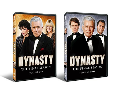 Dynasty Season 9 DVD