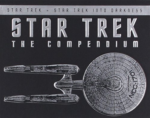 Star Trek The Compendium Blu Ray Pg13