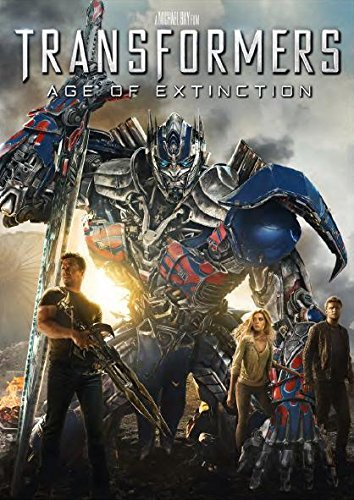 Transformers Age Of Extinction Wahlberg Peltz Reynor DVD Pg13