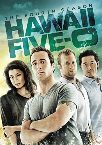 Hawaii Five O (2010) Season 4 DVD