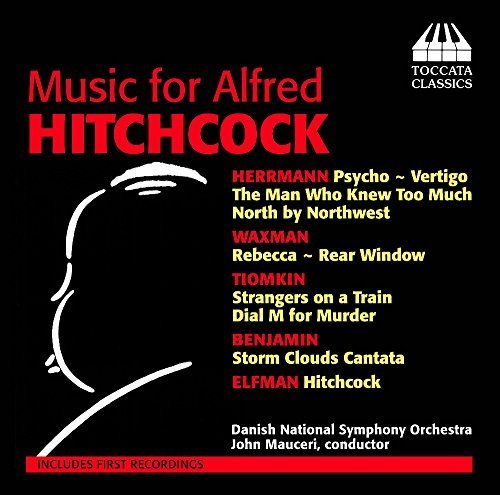 Hermann Waxman Tiomkin Music For Alfred Hitchcock