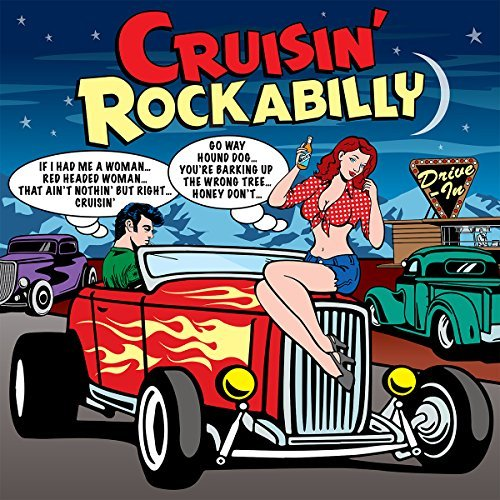 Cruisin Rockabilly Cruisin Rockabilly Import Gbr 3 CD
