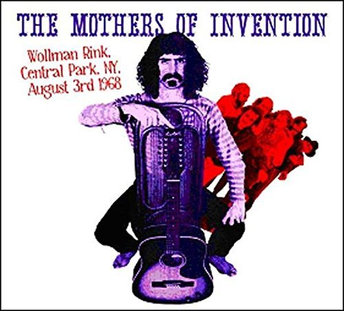 Mothers Of Invention Wollman Rink Central Park Ny A