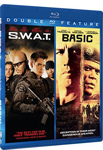 Swat Basic Double Feature Blu Ray R