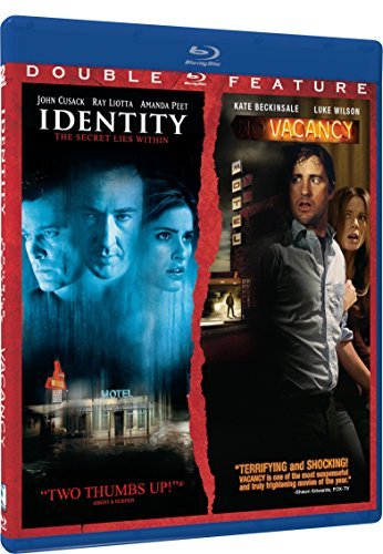 Identity Vacancy Double Feature Blu Ray