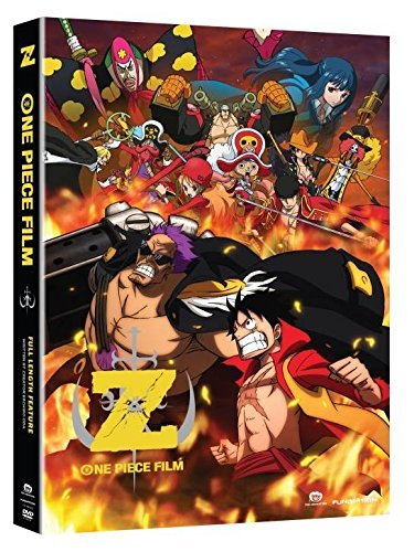One Piece Film Z One Piece Film Z DVD Nr