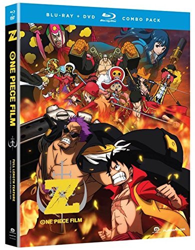 One Piece Film Z One Piece Film Z Blu Ray DVD Nr